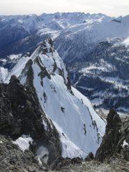 Bric di Sabbiera dalla cima