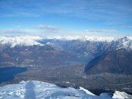 verso la Val Chiavenna