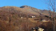 Monte Torretta salendo da Andrate