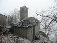 Cappella al Deir Bianco