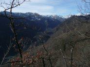Valle Orco dai roccioni sopra Plasaria