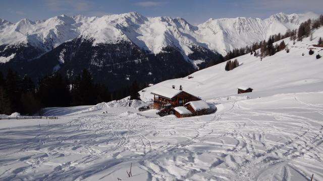Lavinarossa (Monte) o Rotlahner da Santa Maddalena Val Alta 2012-02-03