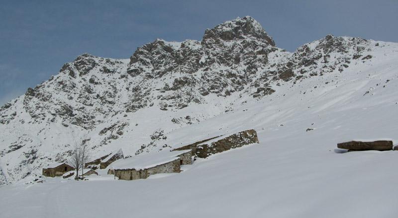 Alpe Sette Fontane e Monte Mucrone