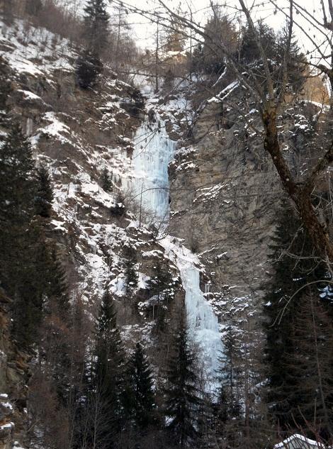 Ponte Romano (Cascata del) 2012-02-09