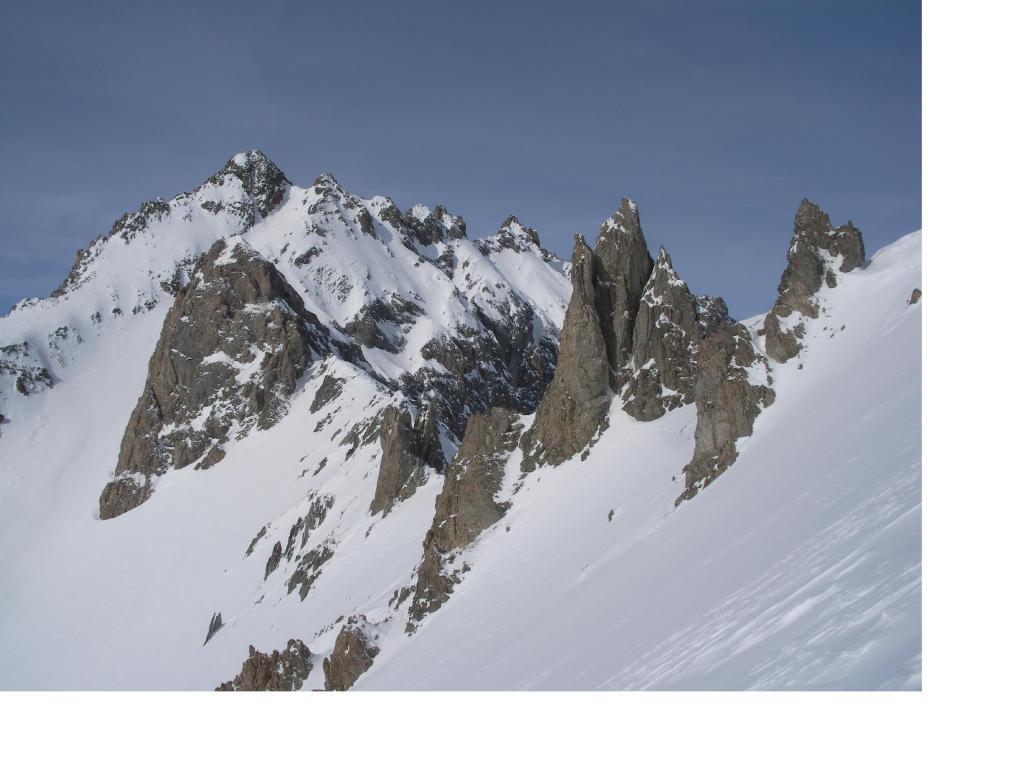 Beraudes (Roche des) da le Pont de l'Alpe 2012-02-13