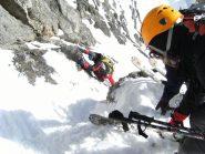 passaggio di dry ski