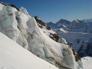 blocchi di ghiaccio impressionanti