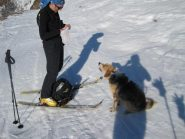 Sosta! In Sci Alpinismo si mangerà ben qualcosa nelle soste!