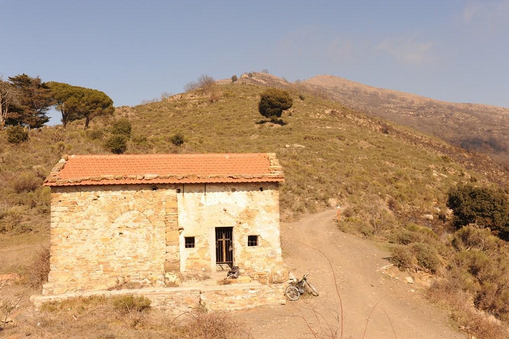 Faudo (Monte) da Imperia, giro 2012-02-24