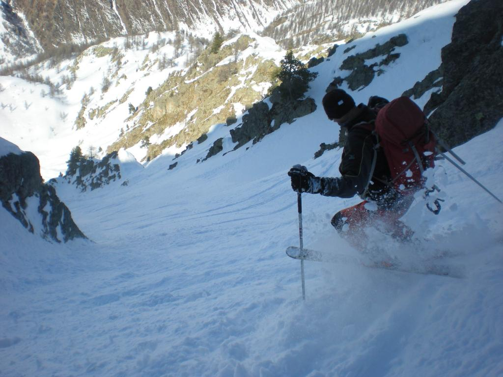 Bassura (Monte) Versante N 2012-02-25
