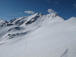 Mont Flassin e anticima