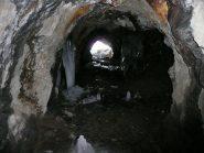 Dentro la miniera principale