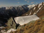 panorama dall'alpe sassetto
