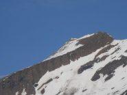 09 - Taou Blanc, plateau finale con poca neve