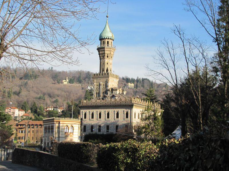Cammino di San Carlo Tappa 1: Arona - Orta 2012-02-29