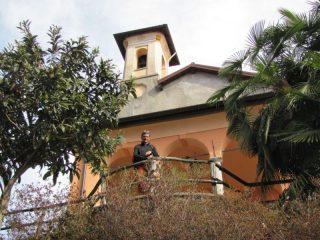 Chiesa sul Monte Barro