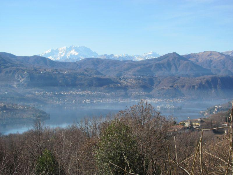 Panorama sul Lago d'Orta
