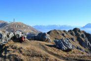 vetta del Monte Grona