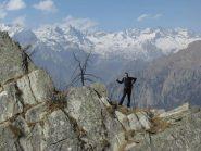 Franco e le montagne di Forzo