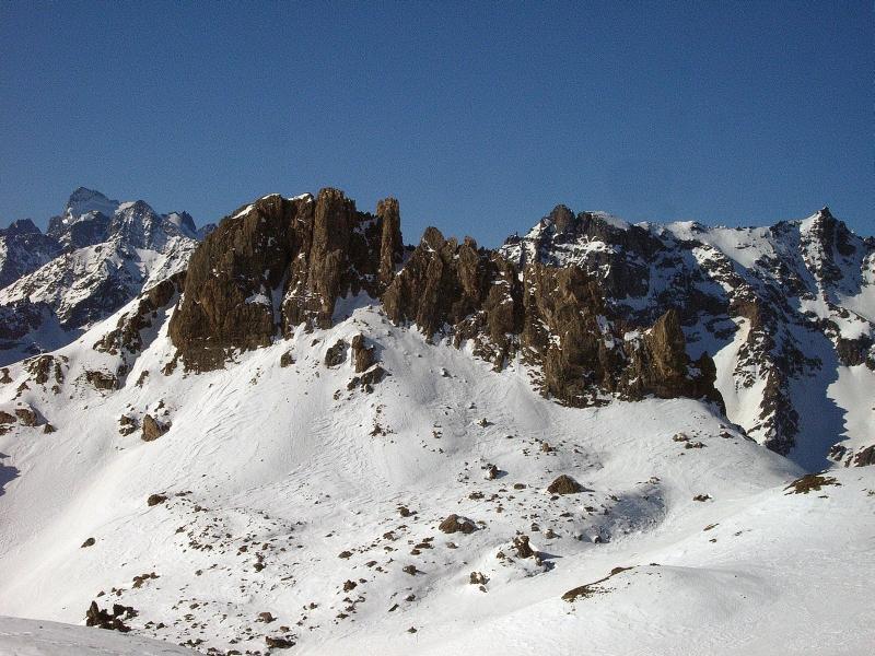 Arete de la Bruyere e tanti ricordi di una delle prime scalate...