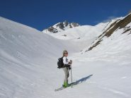 Verso il Mont Tapie