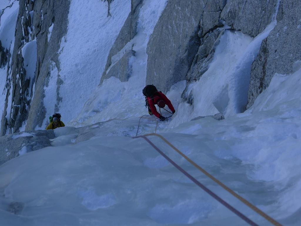 ultime difficoltà su ghiaccio