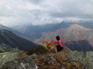 Vista sulla Val di Viù