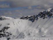 02 - Slavine dallo Chenaillet vicino allo skilift de l'Alp