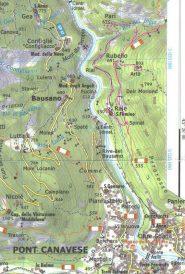 Mappa dell'anello
