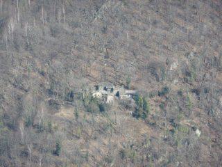 Borgata Rubello vista da Mont Pont