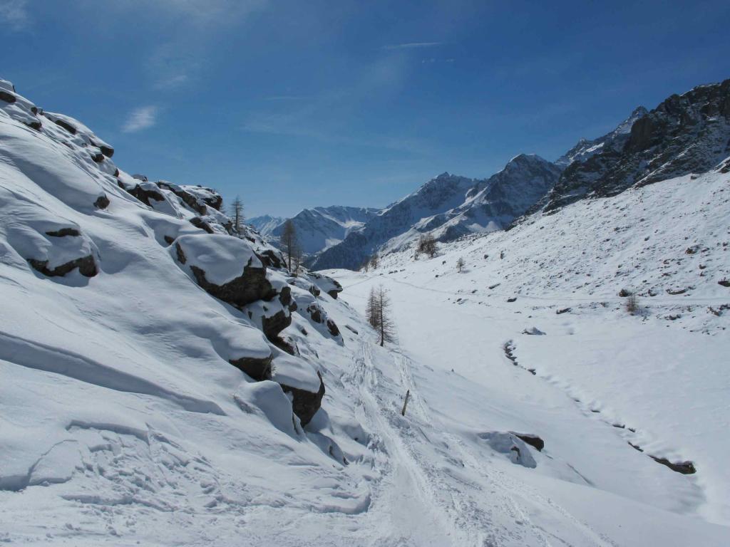 Bettolina (Passo Superiore della) da Saint Jacques 2012-03-11