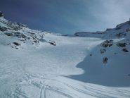 il ghiacciaio dei Gran Etret