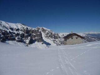il Rifugio al Colle Balur è stato ultimato