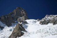 Col des Hyrondelles, altra e unica possibilità scialpinistica della zona