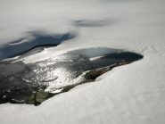 Torrente di fondovalle a quota 2490 m