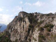 01 - Cima del Monte Molaras con traliccio di vetta...