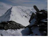 Il M.Platasse dalle Roccie del Rouit