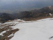 21 - Scendendo sui ripidi nevai