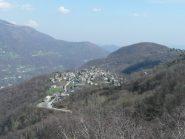 Alpette e monte Calmia dalla Pichera