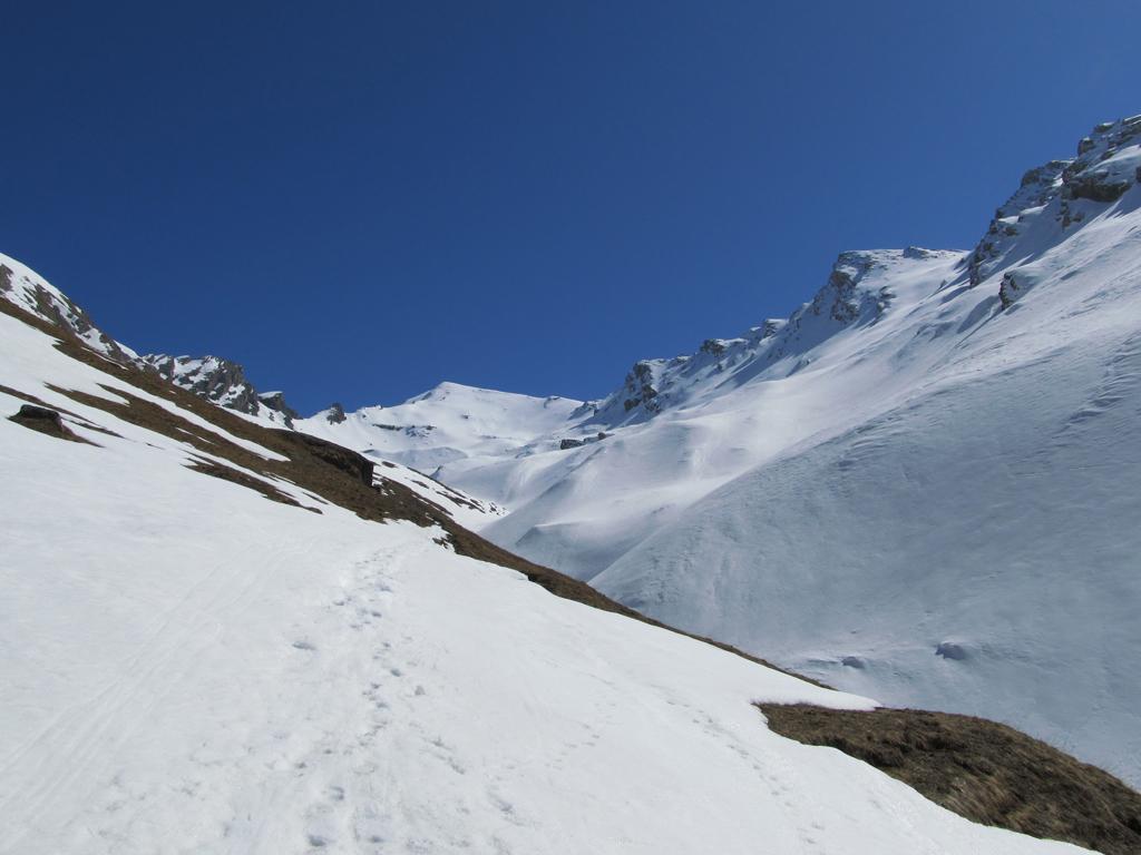 Losetta (Monte) da Chianale per il Vallone di Soustra 2012-03-24