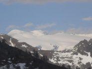 13 - i Breithorn visti dall'alpe di Fontaney