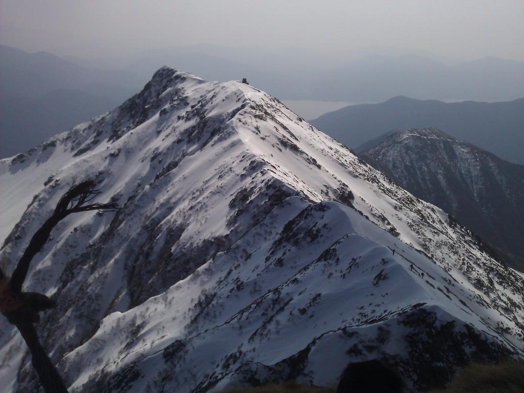 Limidario (Monte) o Gridone da Cortaccio 2012-03-25