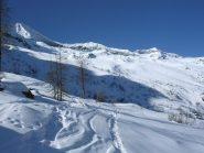 Da sx: Mont Servin, Autour e Lucellina