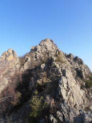 03 - sulla cresta Est di Rocca Sella