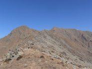 09 - anticima quota 1900  e Punta della Croce sullo sfondo