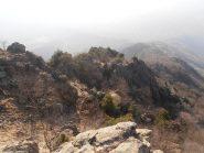 02 - salendo a Rocca Sella lungo il Sentiero Aurora