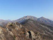 04 - Punta della Croce vista da Rocca Sella