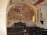 Interno S. Maria degli Eremiti