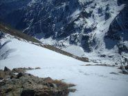 in basso il rif.con il lago ghiacciato