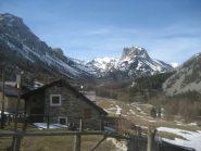 monte Thabor, al rientro da Grange della Valle -zona rifugi-